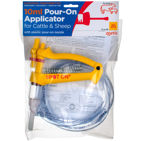 Zoetis Cattle & Sheep Pour-On Applicator
