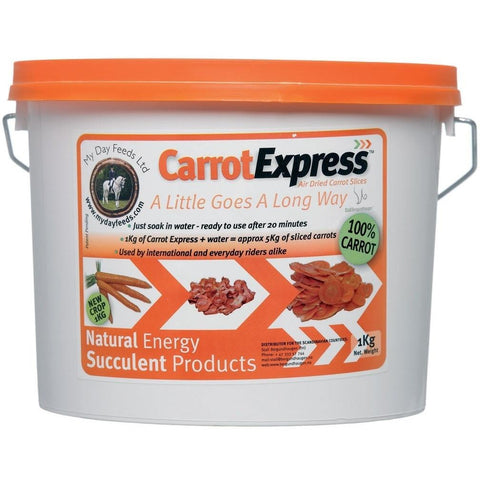The CarrotExpress from My Day Feeds Ltd, available at 4Equine.com