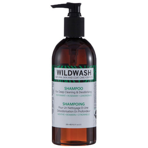Wildwash Dog Shampoo for Deep Cleaning
