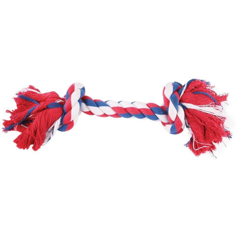 The Companion Cotton Rope With 2 Knots from Companion, available at 4Equine.com