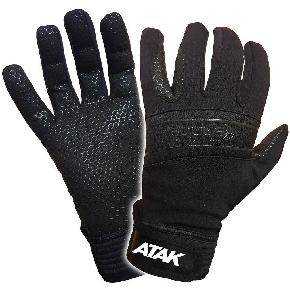 The Atak Equus Equestrian Gloves Junior from Atak, available at 4Equine.com