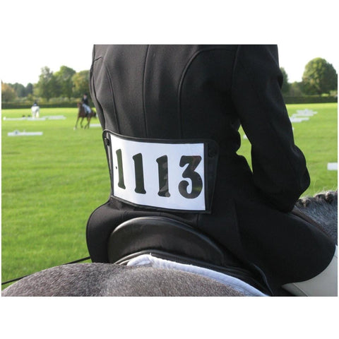4Equine.com - Hy Competition Number Holder
