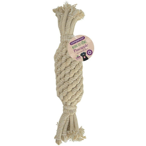 The Companion Natural Eco-Friends Tug Toy from Companion, available at 4Equine.com