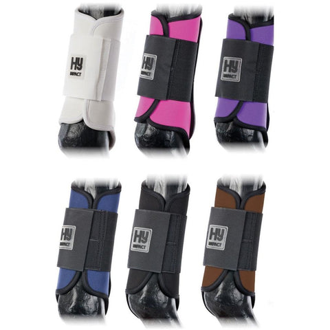 The HyIMPACT Brushing Boots from HyIMPACT, available at 4Equine.com