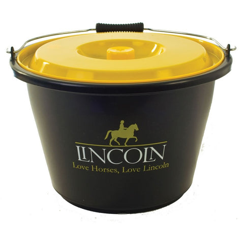 4Equine.com - Lincoln Bucket With Lid