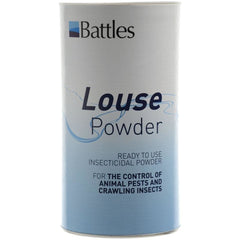 The Battles Louse Powder from Battles, available at 4Equine.com