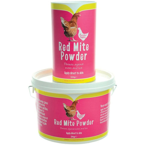 The Battles Poultry Red Mite Powder from Battles, available at 4Equine.com
