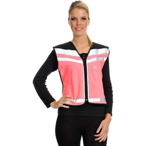 The Equisafety Air Waistcoat - Plain Back from Equisafety, available at 4Equine.com