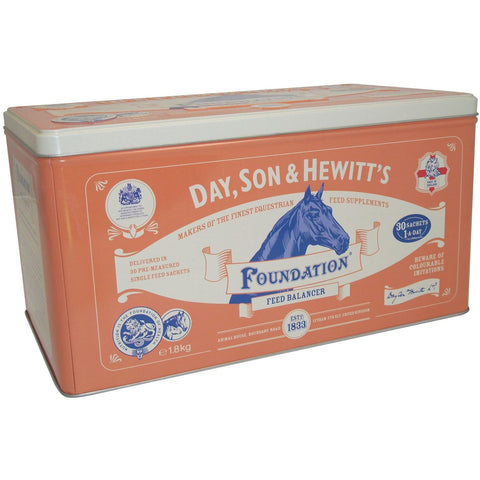 Day, Son & Hewitt Foundation Feed Balancer