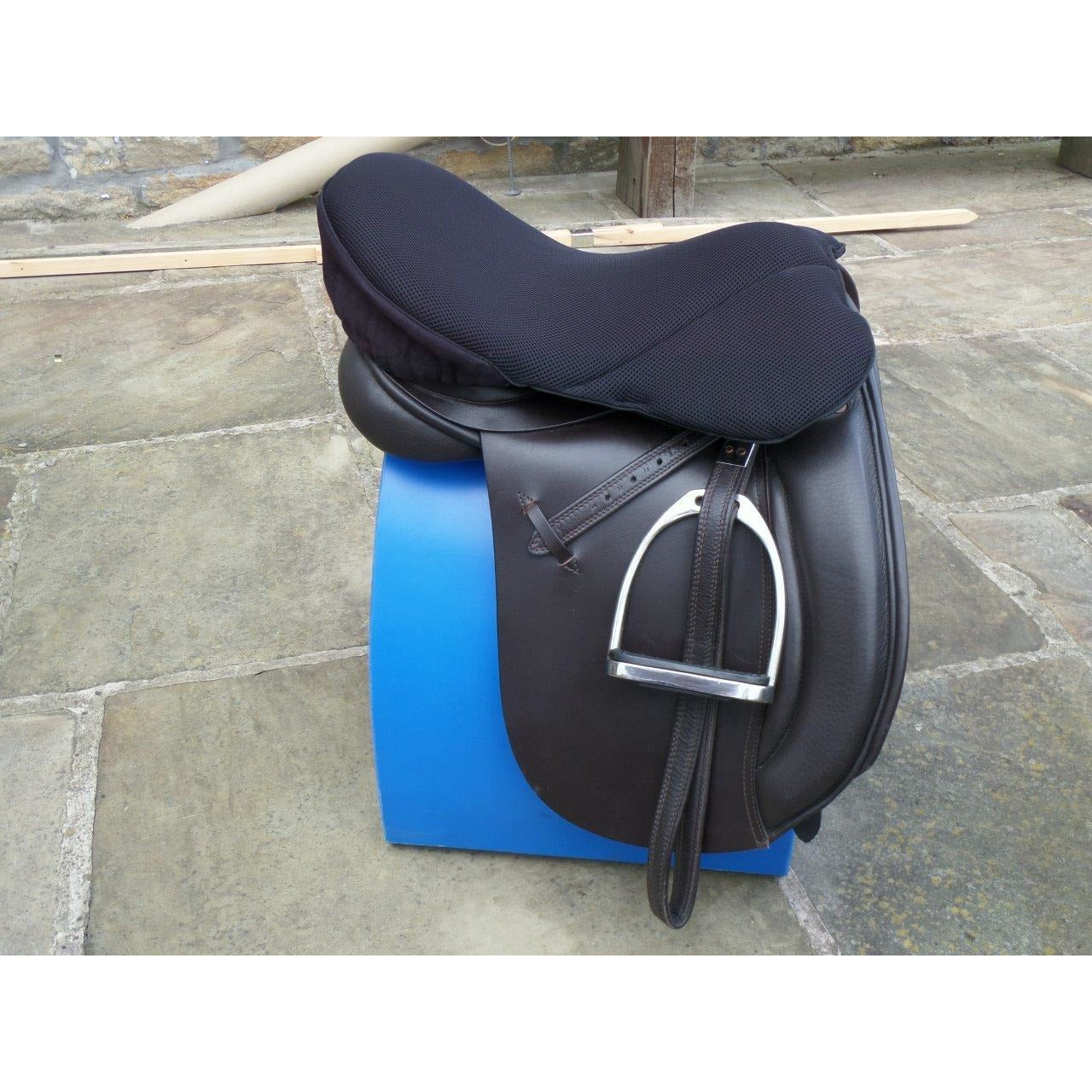 Block The Shock Saddle Seat