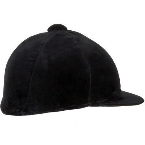 The Champion Stretch Velvet Helmet Cover from Champion, available at 4Equine.com