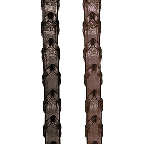 The JHL Braided Reins from JHL, available at 4Equine.com