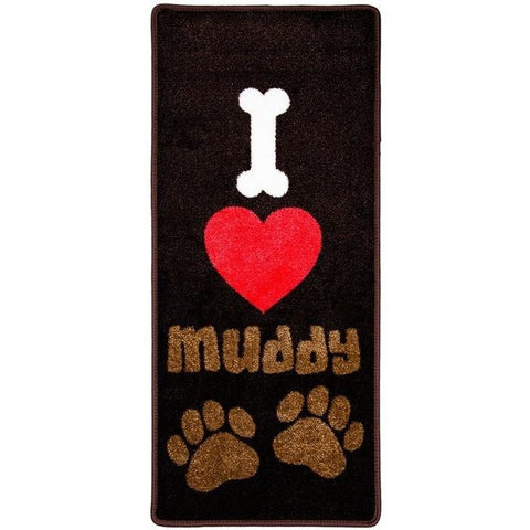 The Pet Rebellion I Love Muddy Paws from Pet Rebellion, available at 4Equine.com