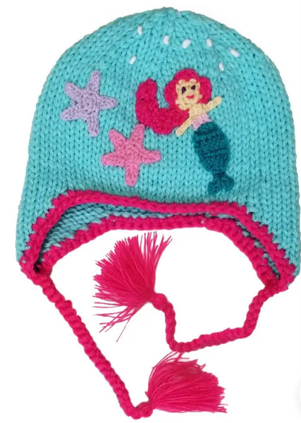 Mermaid Beanie Hat