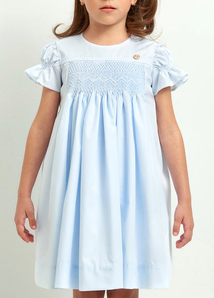 Me and My Manolita Collection ~ LOURDES GIRLS DRESS