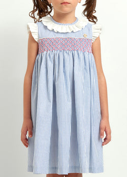 Me and My Manolita Collection ~ PILAR GIRLS DRESS