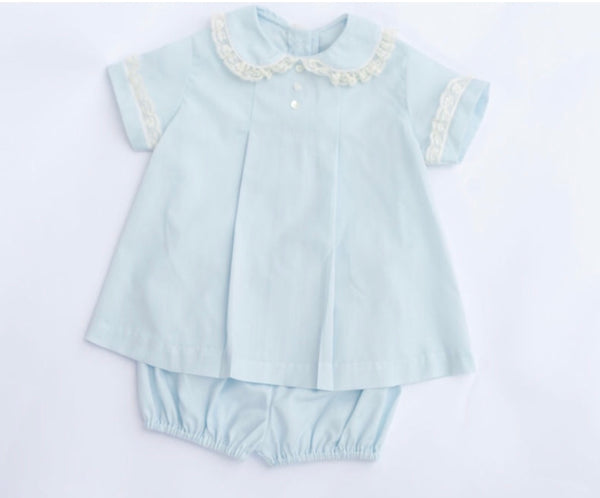 Do Say Give Boys Heirloom Bloomer Set