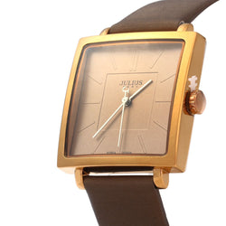 Julius Quartz Luxury Watch