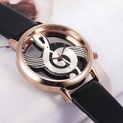Music Note Wristwatch