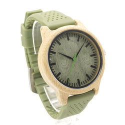 BOBO BIRD 2017 Wooden Mint Watch