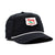 Members Only Chippo Rope Hat (Black)