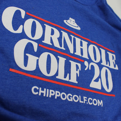 Golf Cornhole 2020 Chippo Tee