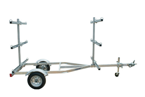 6 Kayak Trailer Side
