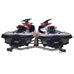 PWT2214AL | Aluminum Double Personal Watercraft Trailer