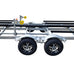 PWT4228G | Quad Galvanized Personal Watercraft Trailer