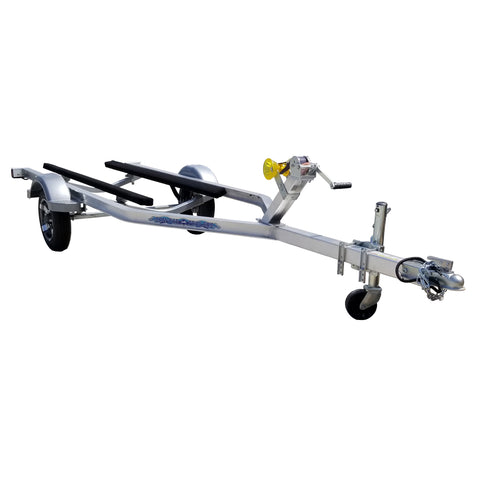 PWT1100AL | Aluminum Single Personal Watercraft Trailer