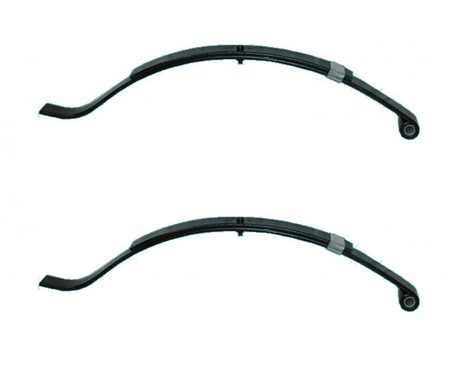 2-Leaf Slipper Springs 550 lb Capacity (Qty 2)
