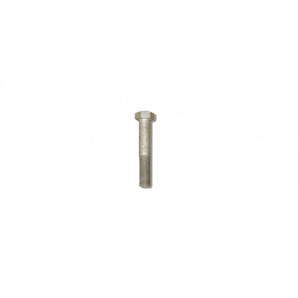 "1/2""-13 x 3"" Galvanized Hex Head Bolt"