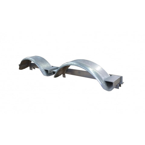 Tandem Axle Galvanized Pontoon Boat Trailer Fender