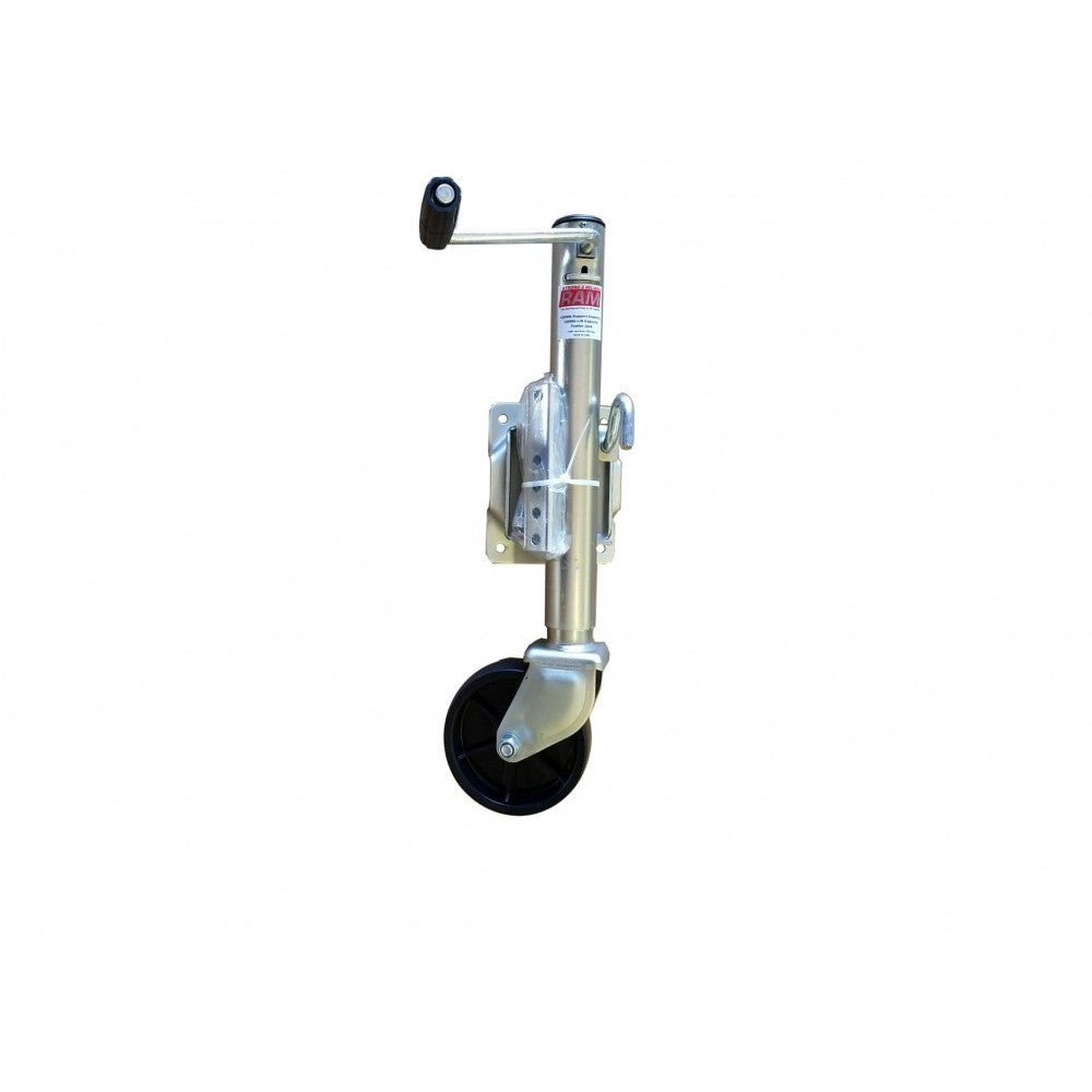 1200 lb Side Crank Swivel Jack