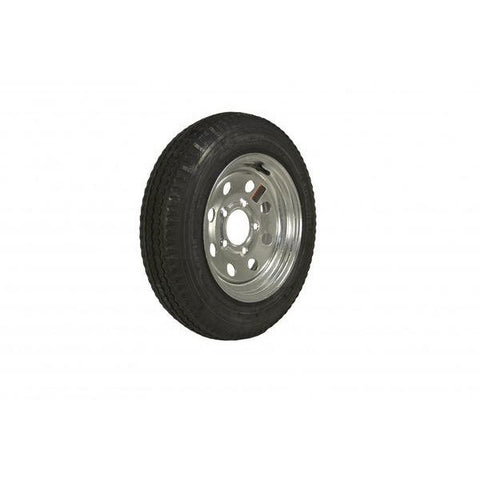 4.80 x 12″ C Load Range Galvanized Tire & Wheel