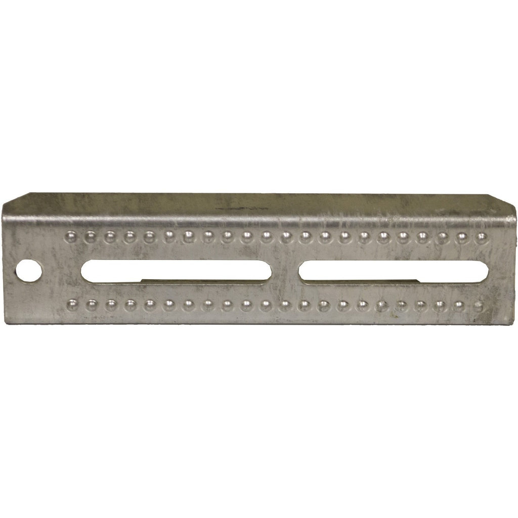 "10"" Galvanized Adjustable Bolster Bunk Bracket"