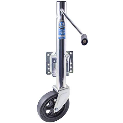 DL 6850 Tongue Jack - 1500 LB Capacity