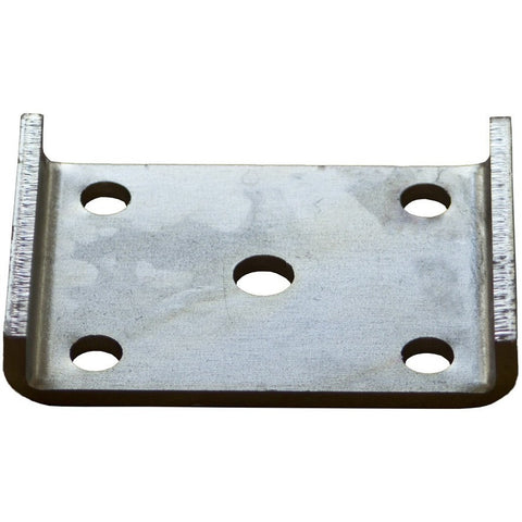 Kayak/Canoe Trailer Upright Tie Plate
