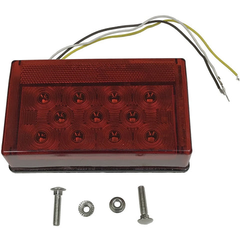 J-71-L Jammy Marine LED Submersible Tail Light (Driver Side)
