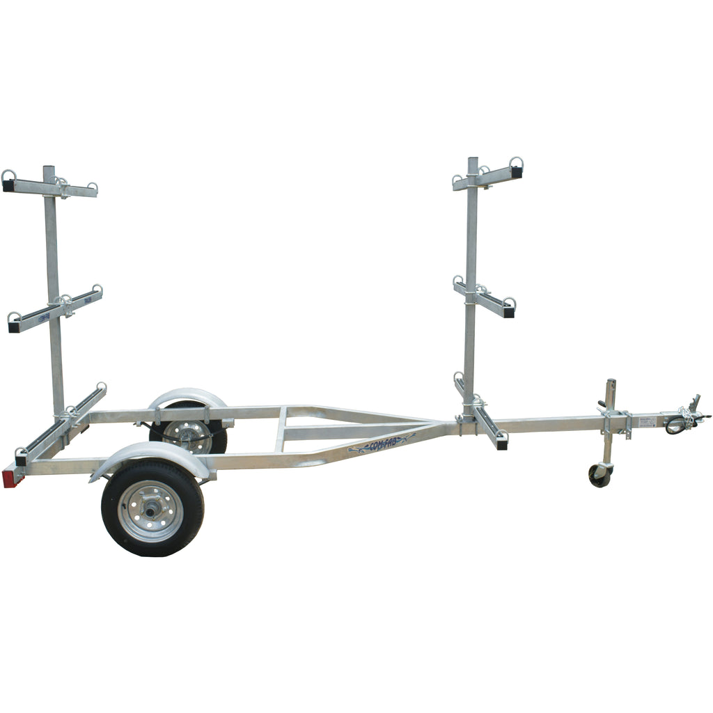 6 Capacity Kayak Trailer