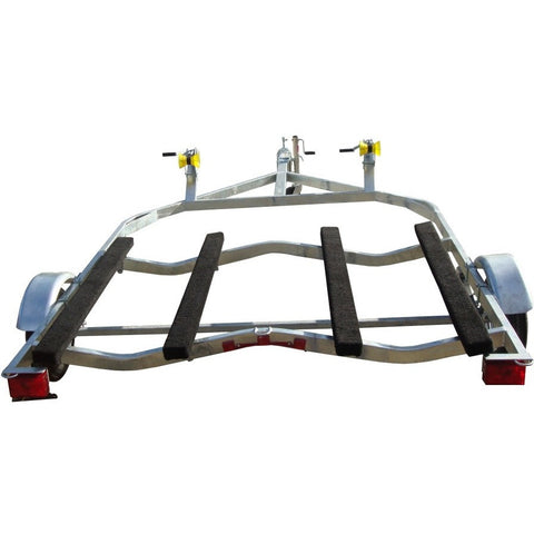 PWT2212G | Lightweight Galvanized Double Personal Watercraft Trailer