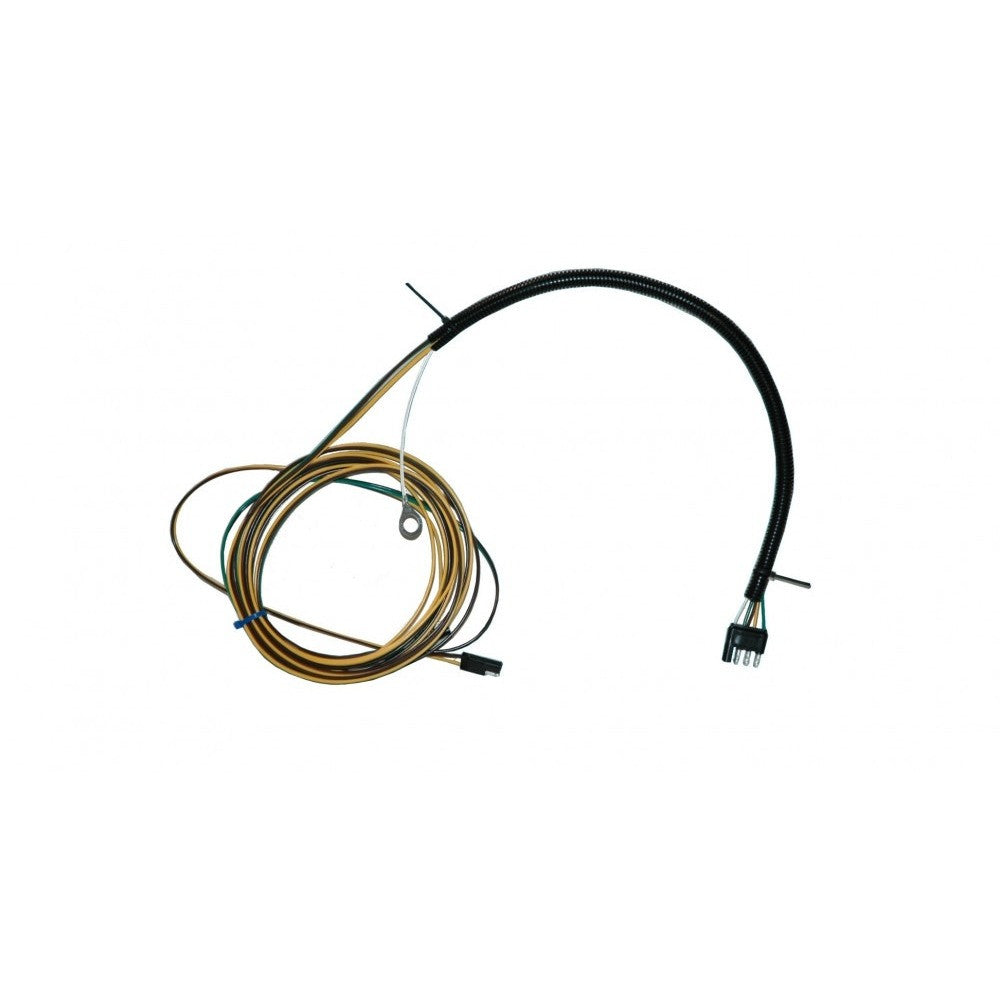 17' Wire Harness Assembled w/ Protective Sleeve