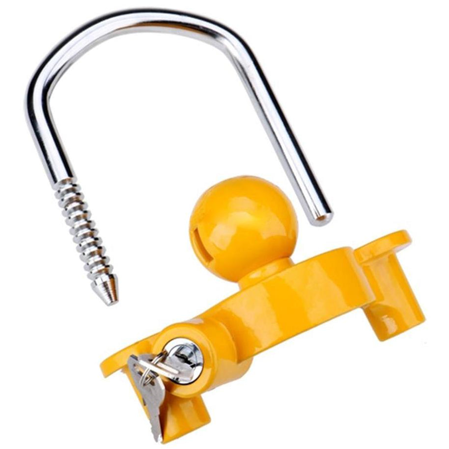 Universal Trailer Lock - Coupler Security Device