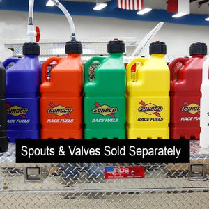 5 Gallon Race Jug (Sunoco) Trailer Safety, Security, & Accessories Nationwide Trailers Parts Store