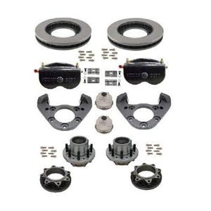 AL-KO 10K/12K Hub & Disc Brake Replacement Kit Axle Components (FS) Nationwide Trailers Parts Store