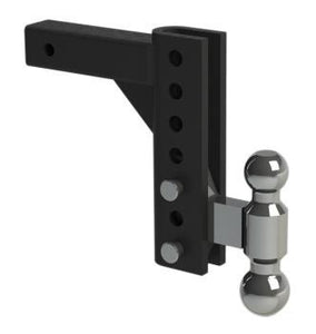 "Andersen 8"" EZ HD Adjustable Hitch, 2"" x 2-5/16"" Combo Ball (2"" Shank) Hitches & Towing Nationwide Trailers Parts Store"