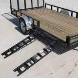 ATV Side-Mount Utility Trailer Ramp Ramps Nationwide Trailers Parts Store