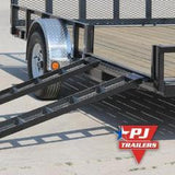 ATV Side-Mount Utility Trailer Ramp (Sold Individually)
