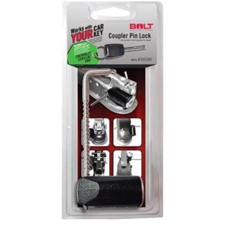 BOLT Coupler Pin Lock
