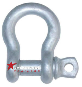Bow Anchor Shackle w/ Screw Pin Hitches & Towing (FS) Nationwide Trailers Parts Store